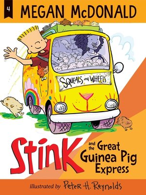 cover image of Stink and the Great Guinea Pig Express